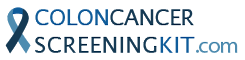 Colon Cancer Screening Kit Logo